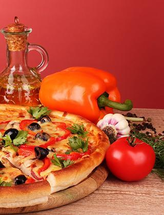 Restaurant pizzeria à Compiègne